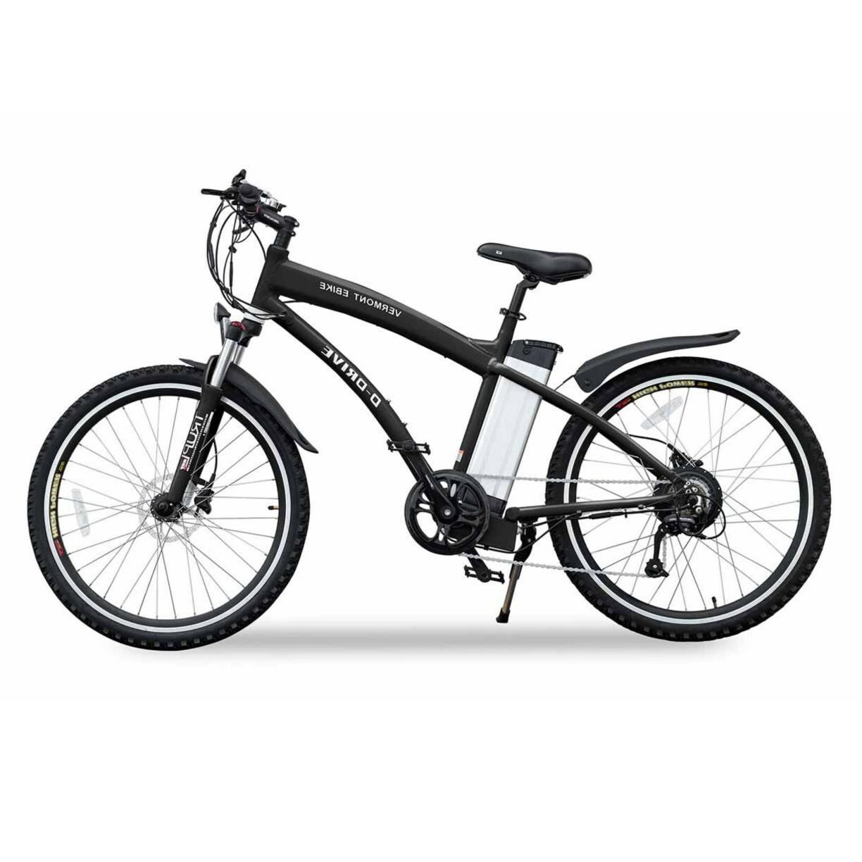 Daymak Vermont Long Range 500W 48V E-Bike 2021