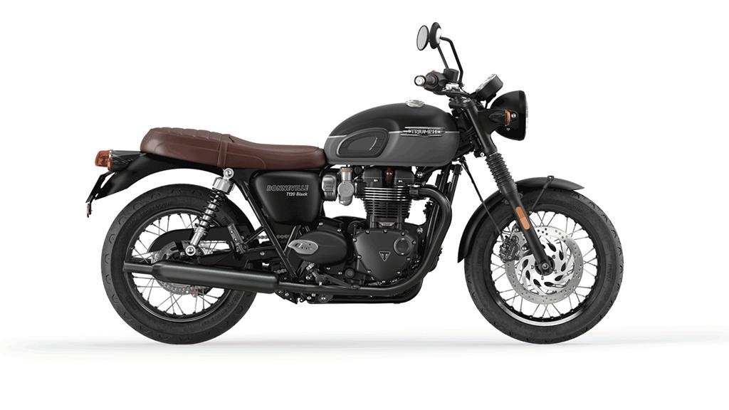 2022 Triumph Bonneville T120 Black Frais inclus+Taxes