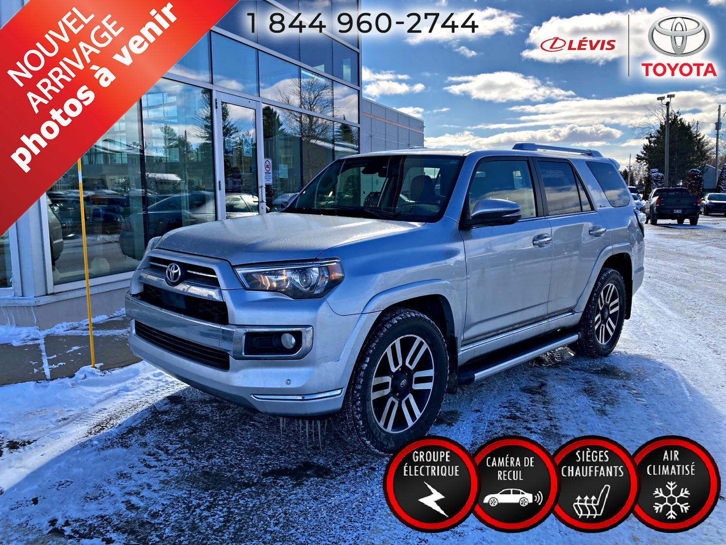 Toyota 4Runner LIMITED AWD 2020