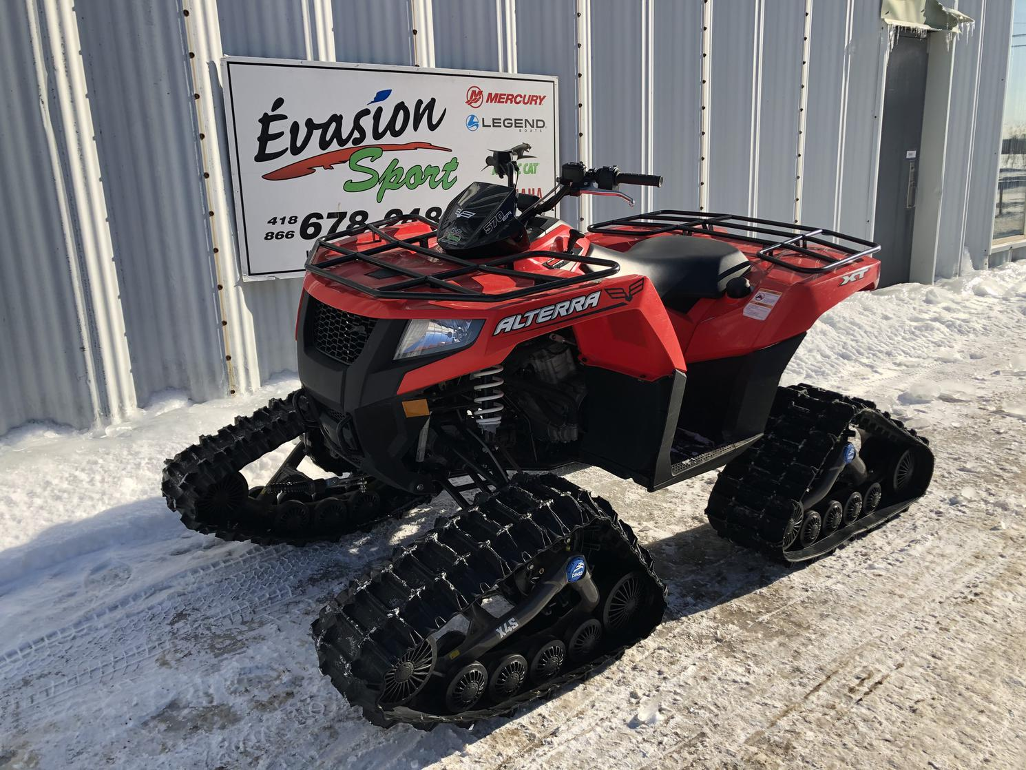 2019 Arctic Cat Alterra 570 EPS