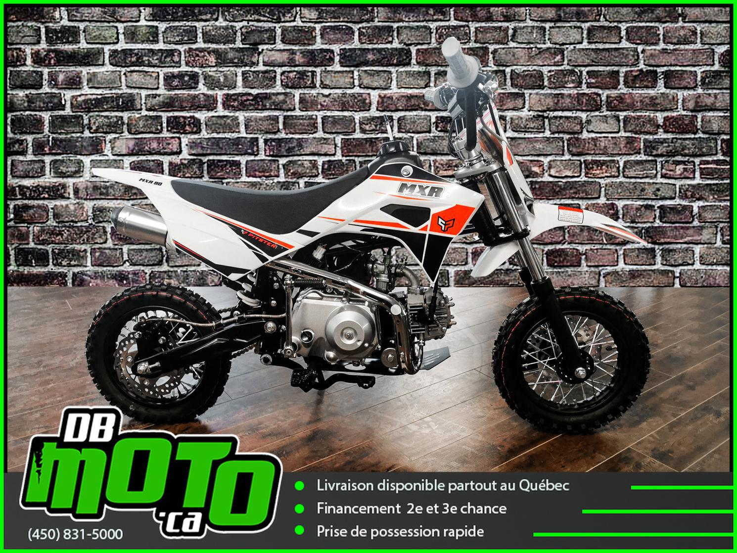 PITSTERPRO MXR 90 SS 2021