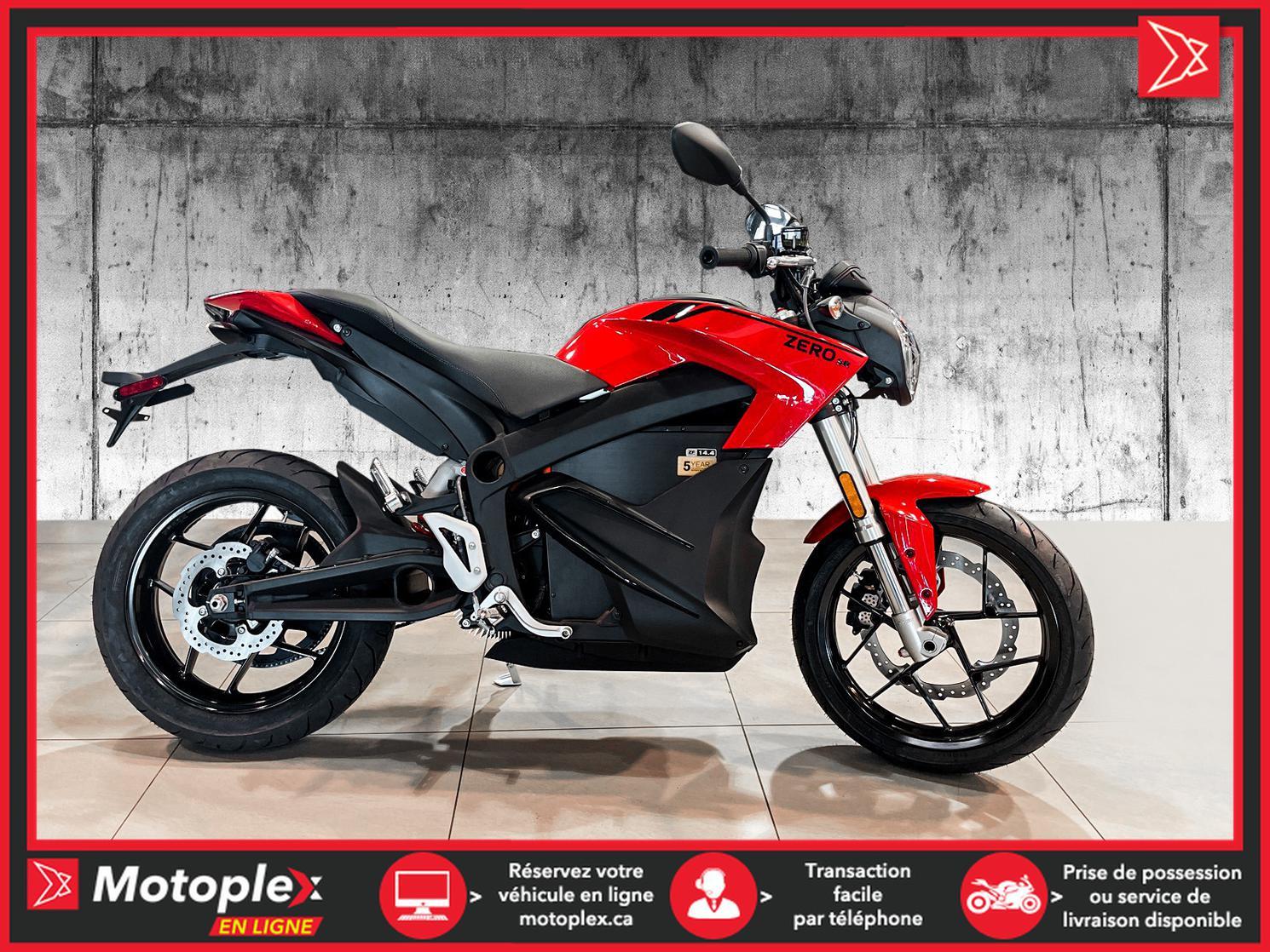 Z2111 Zero Motorcycles Moto électrique – SR ZF 14.4 2021