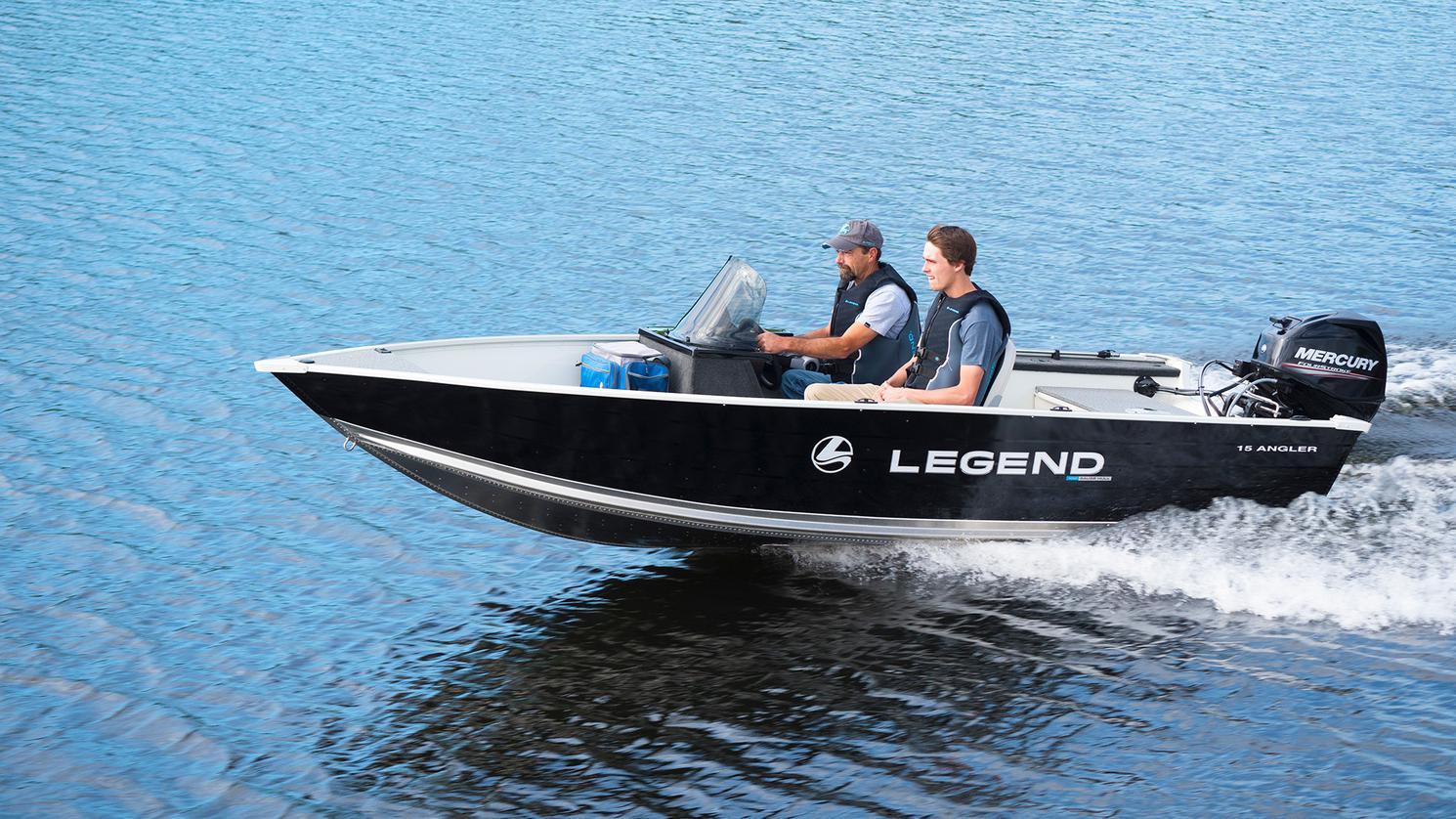 2015 Legend 15 Angler + 30 ELPT