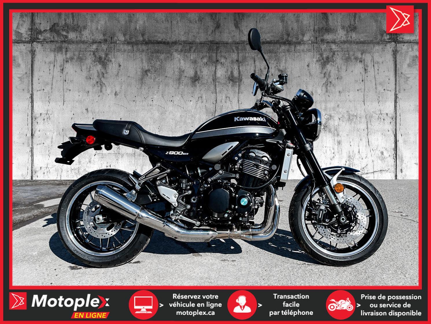 KW2116 Kawasaki Z900RS 2021 2021