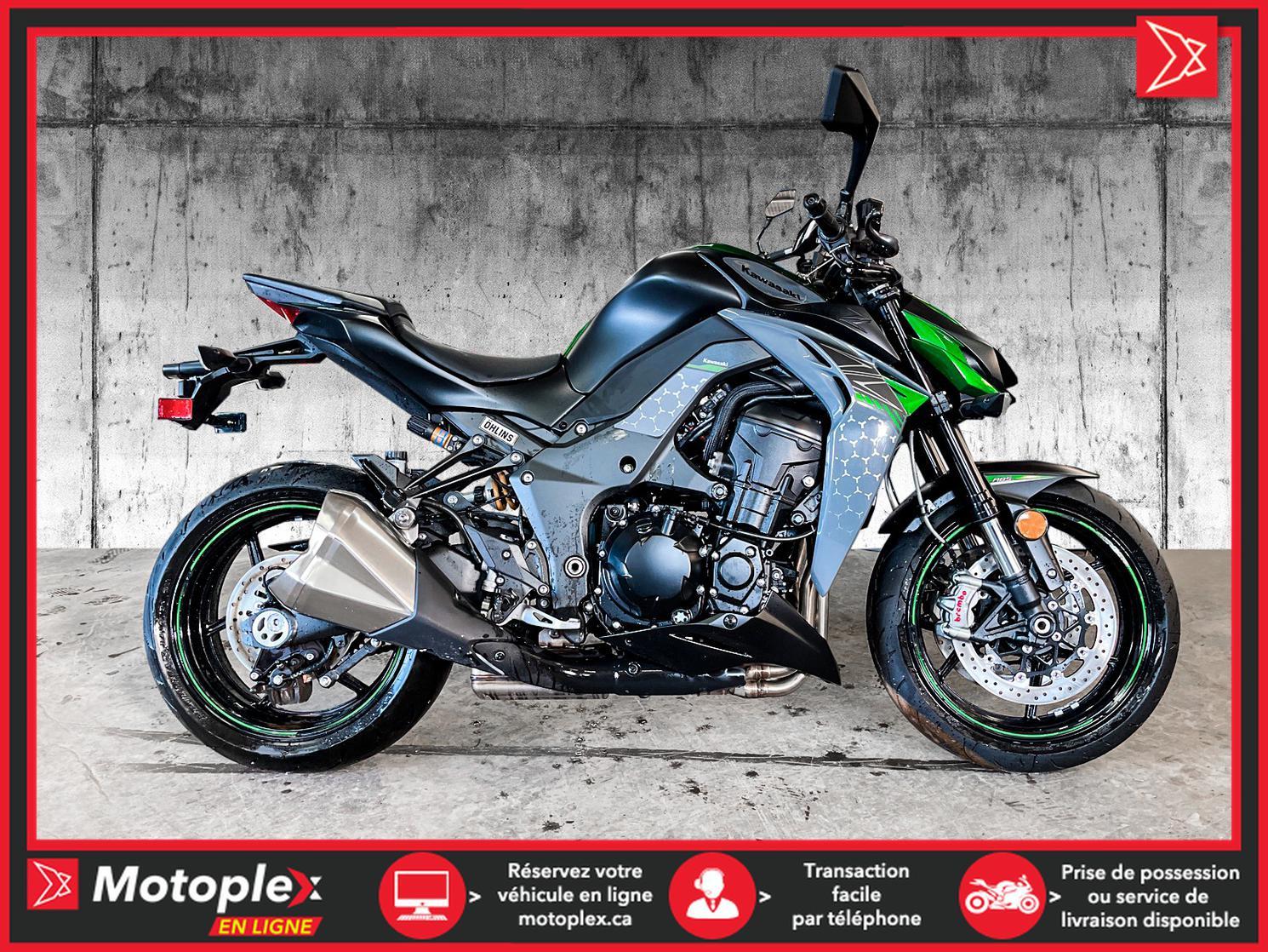 KM20Z10 Kawasaki Z1000R ABS NEUF 2020