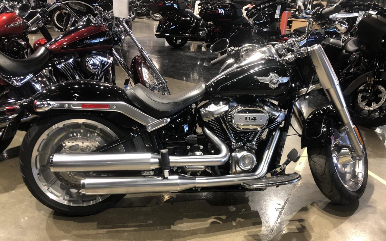 Harley-Davidson FLFBS 2019