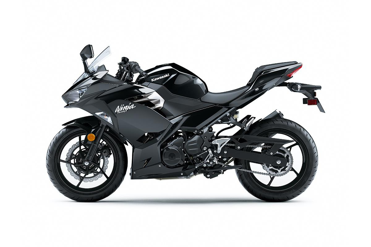 Kawasaki NINJA 400 ABS 2021 - EX400GMFNN