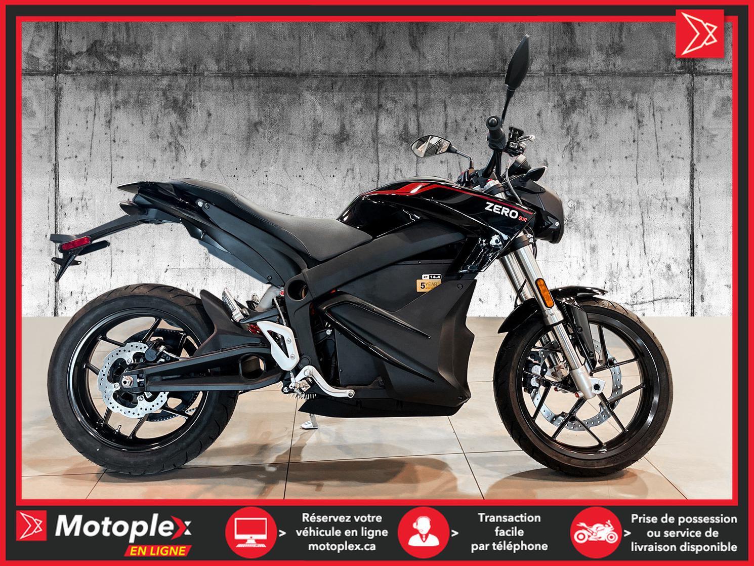 2020 Zero Motorcycles Moto électrique - SR 14.4