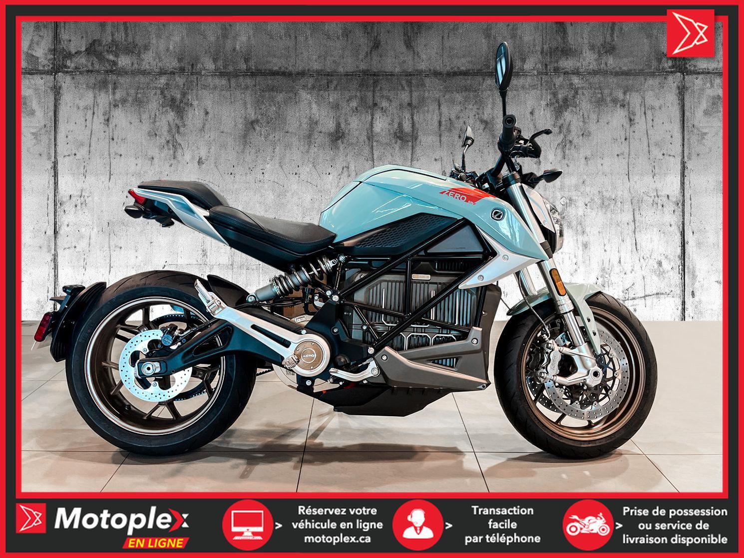 2020 Zero Motorcycles Moto électrique - SR/F Premium