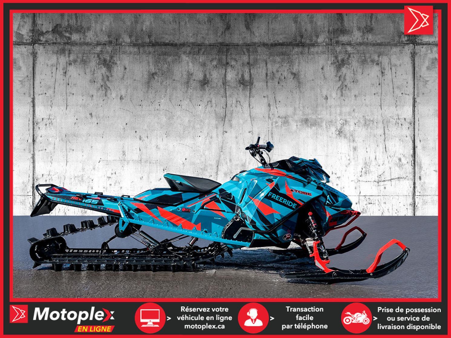2019 Ski-Doo FREERIDE 850 165 SHOT - 39$/SEMAINE