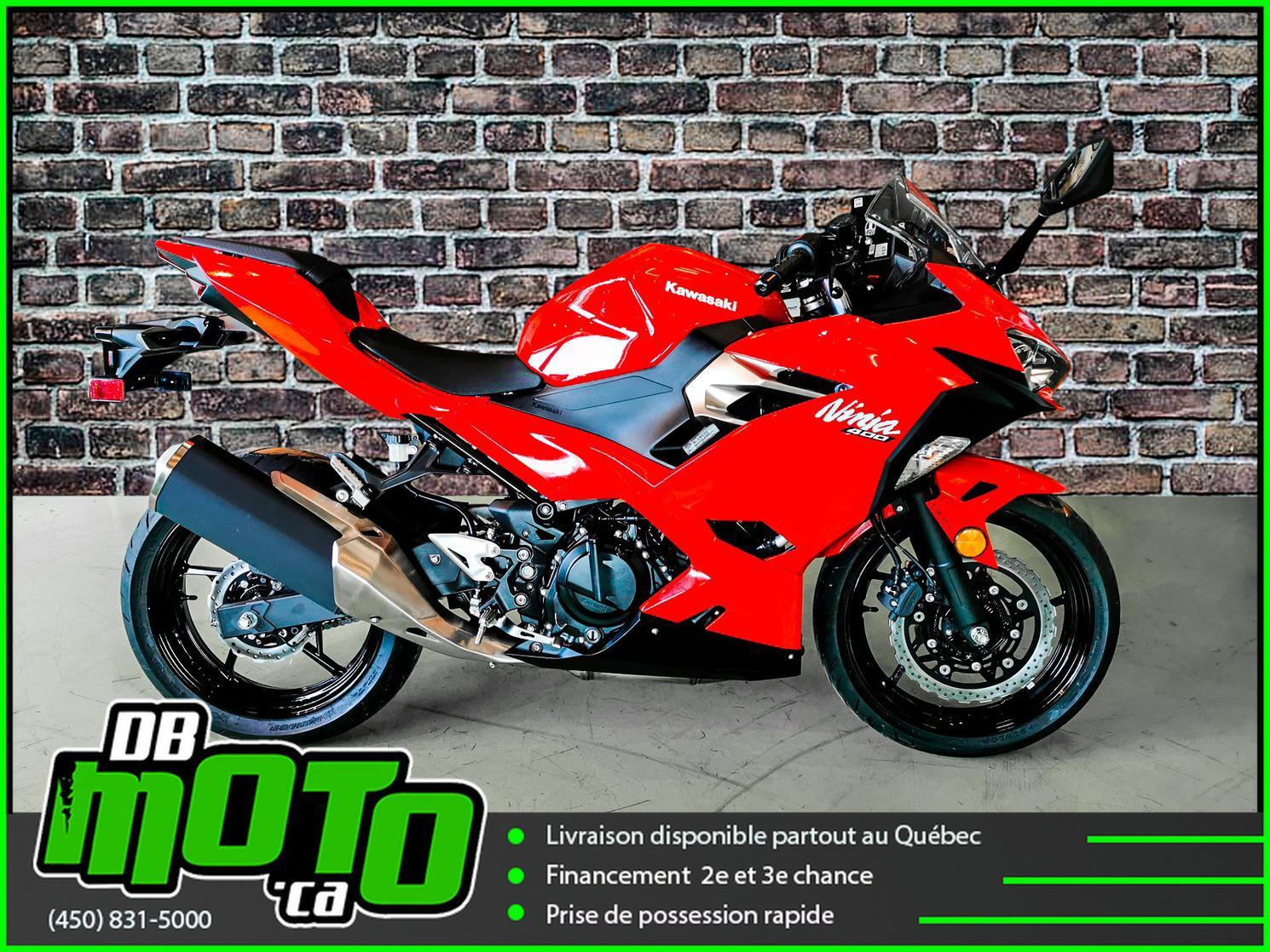 Kawasaki NINJA 400 ABS 2020 - Aucun frais cachés