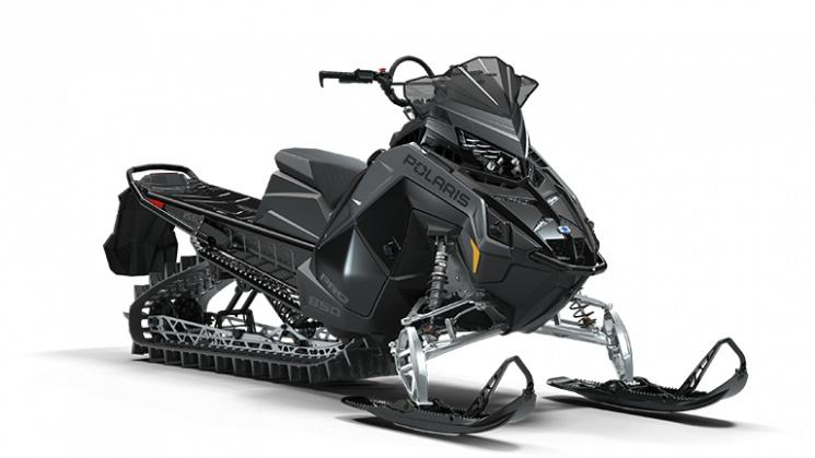 Polaris 850 PRO RMK MATRYX 155 2022 - options de choix d'usine en sus