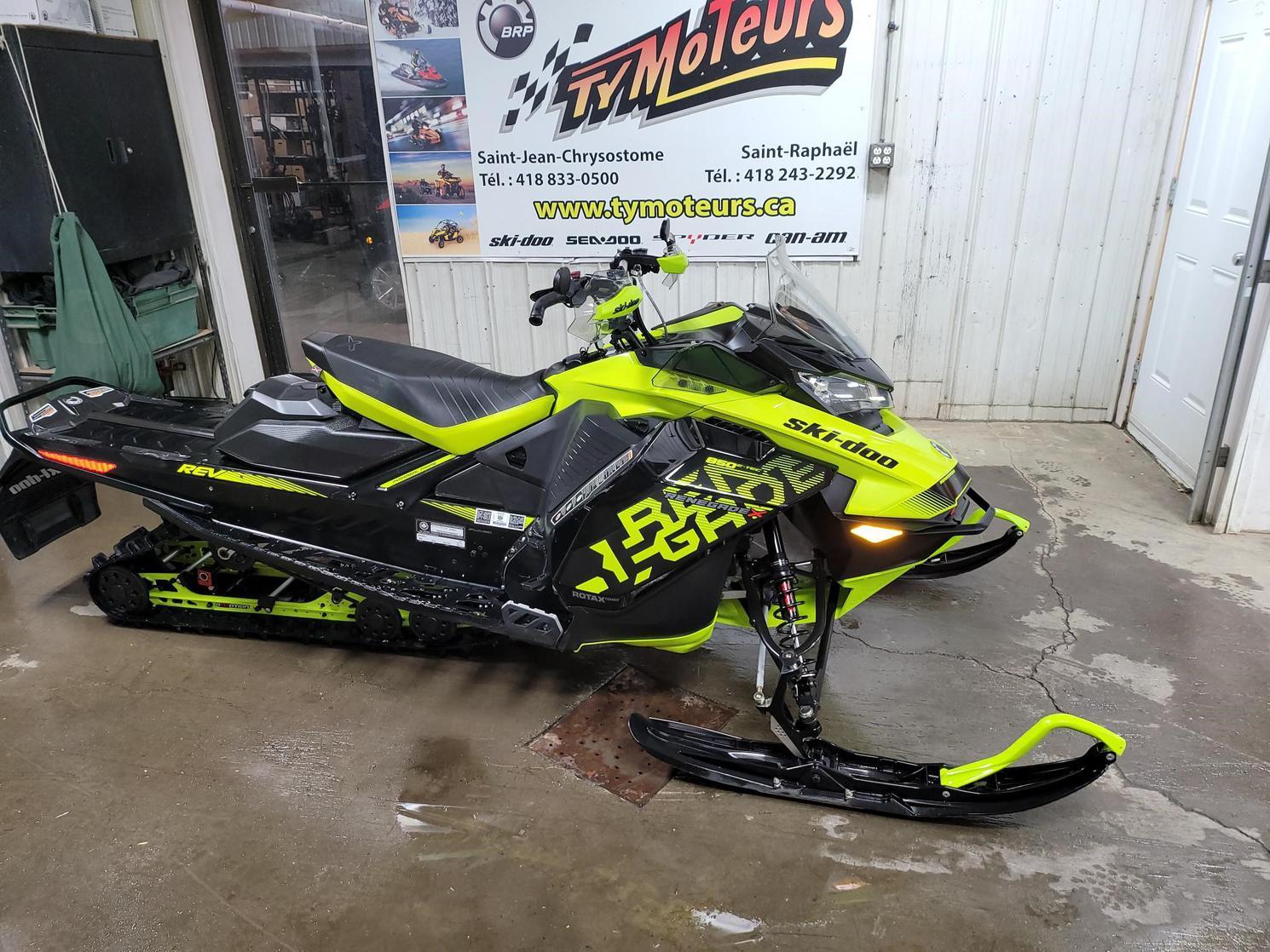 2018 Ski-Doo RENEGADE X 850 X