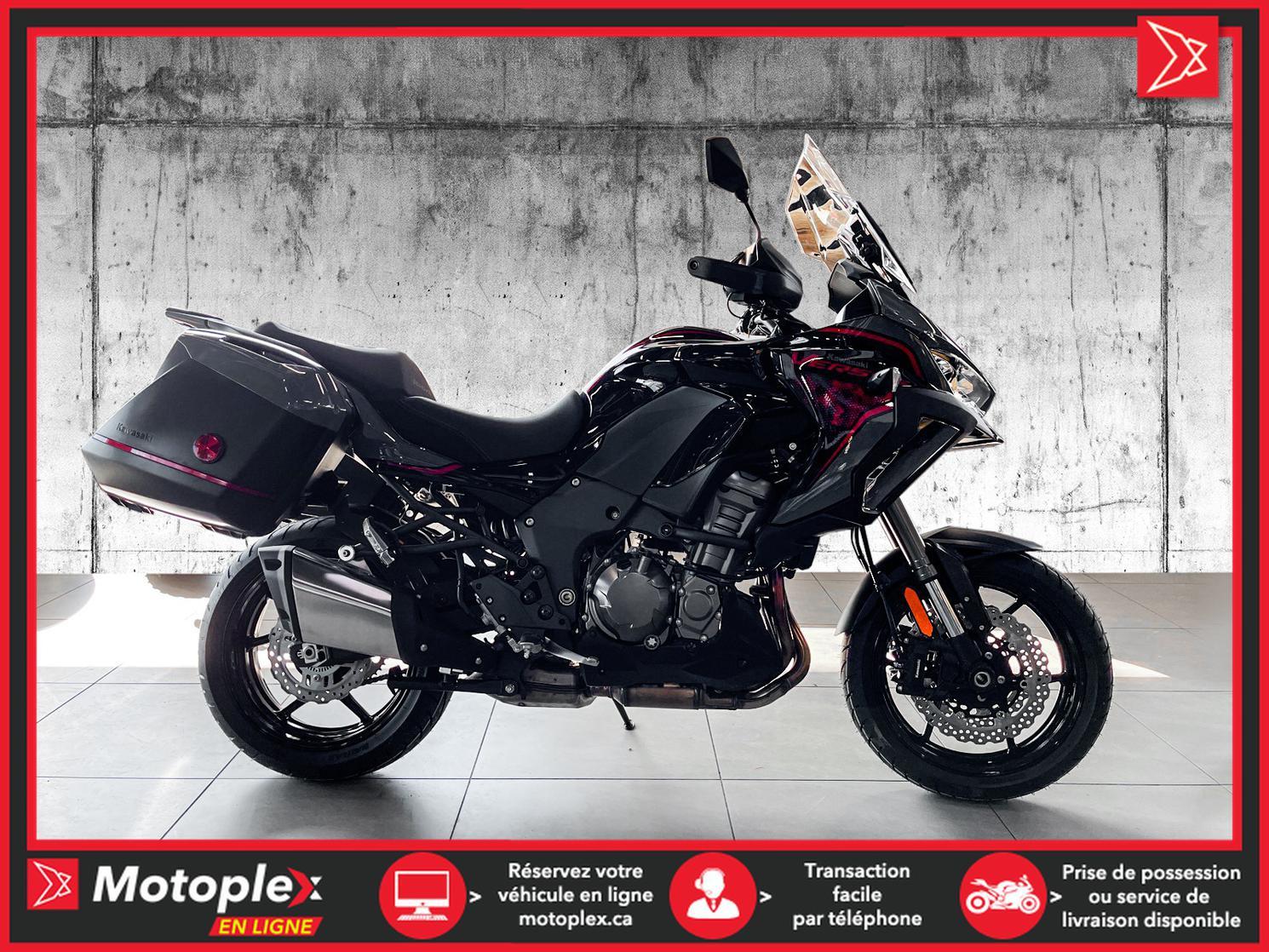 KW2120 Kawasaki VERSYS  1000 ABS LT SE 2021 2021