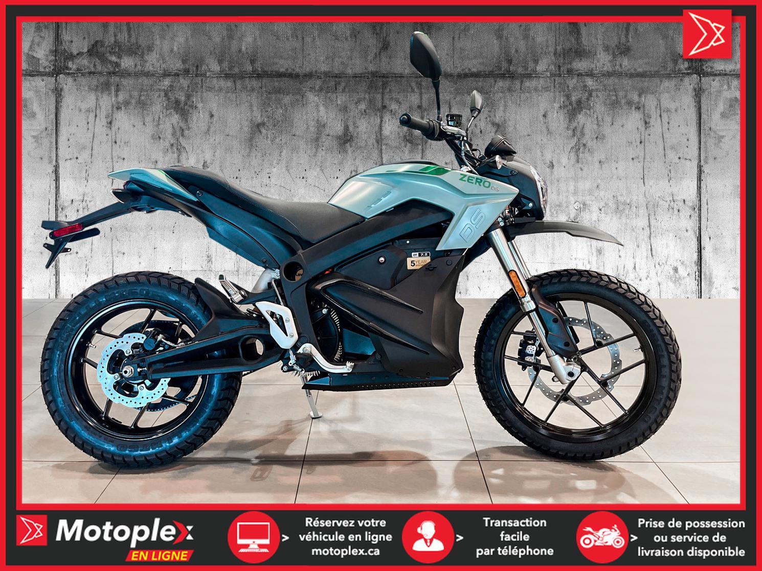 Z2119 Zero Motorcycles Moto électrique – DS ZF7.2 2021