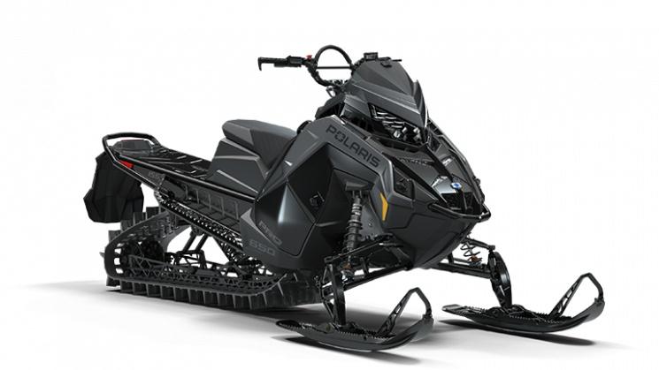 Polaris 650 PRO RMK MATRYX 155 2022 - options de choix d'usine en sus