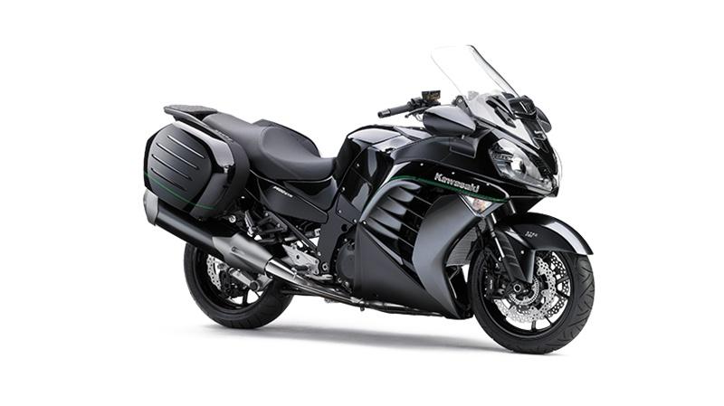 Kawasaki CONCOURS 14 2021