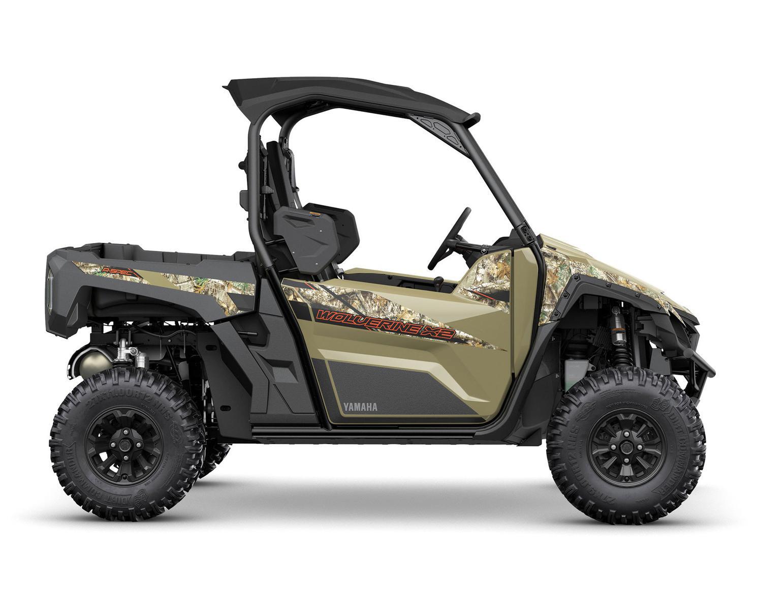 Yamaha Wolverine X2 850 R-SPEC Camouflage Realtree Edge 2022