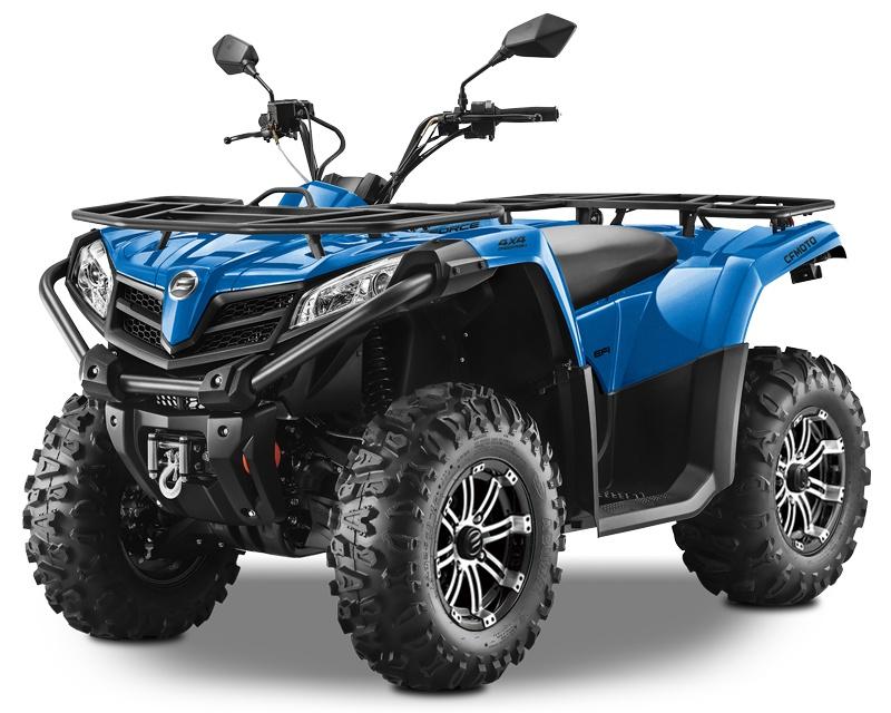2022 CFMOTO CFORCE 400 EPS LX Royal Blue