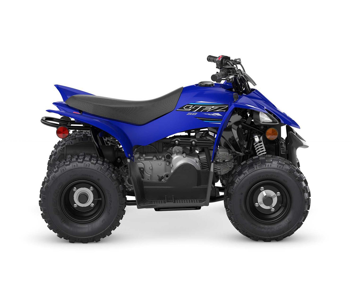 Yamaha YFZ50 Bleu Team Yamaha 2022