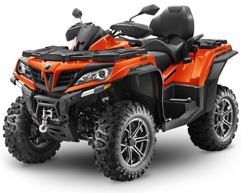 2022 CFMOTO CFORCE 800 XC EPS LX Lava Orange