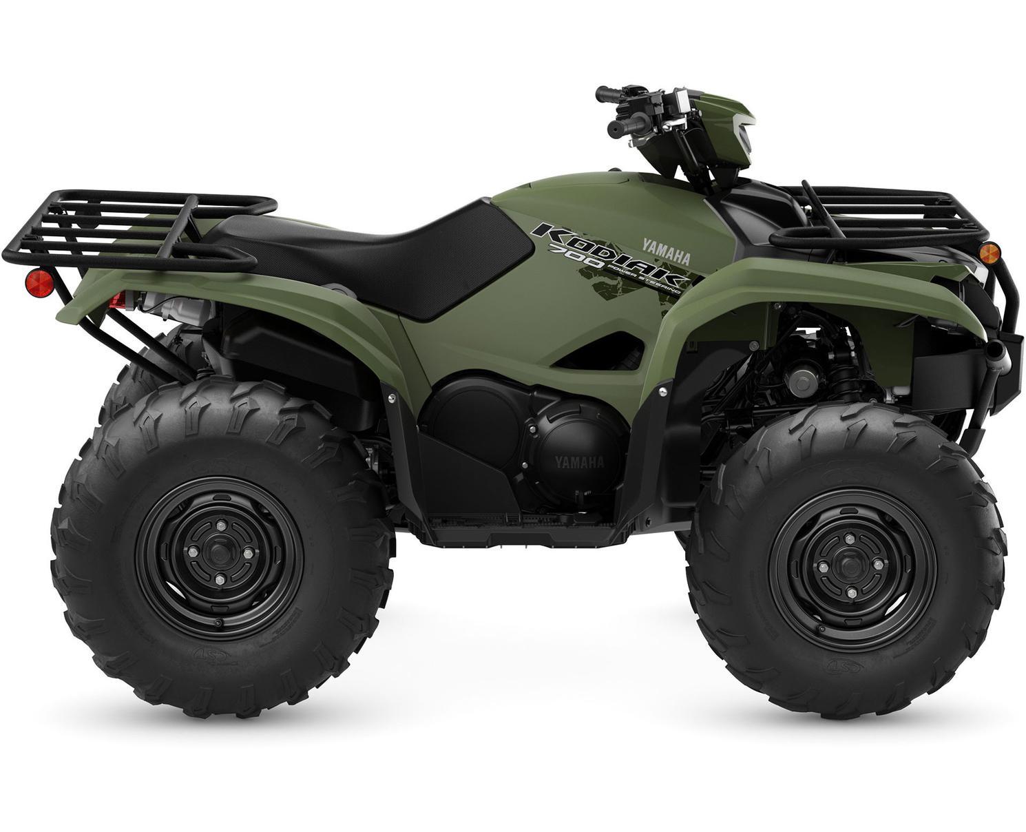 Yamaha Kodiak 700 EPS Vert Tactique 2022