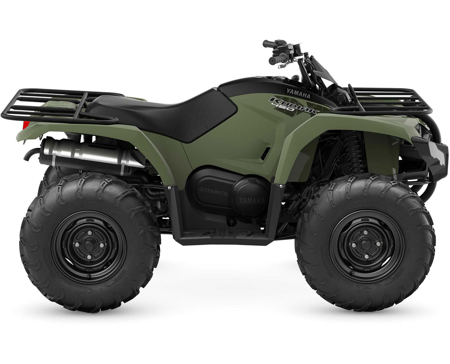 Yamaha Kodiak 450 Vert Tactique 2022