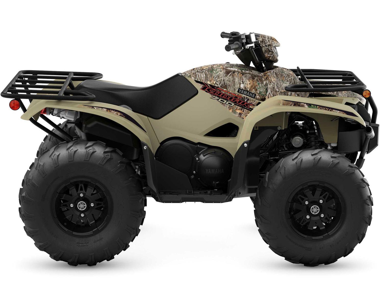 Yamaha Kodiak 700 EPS Beige Automnal / Realtree Edge 2022