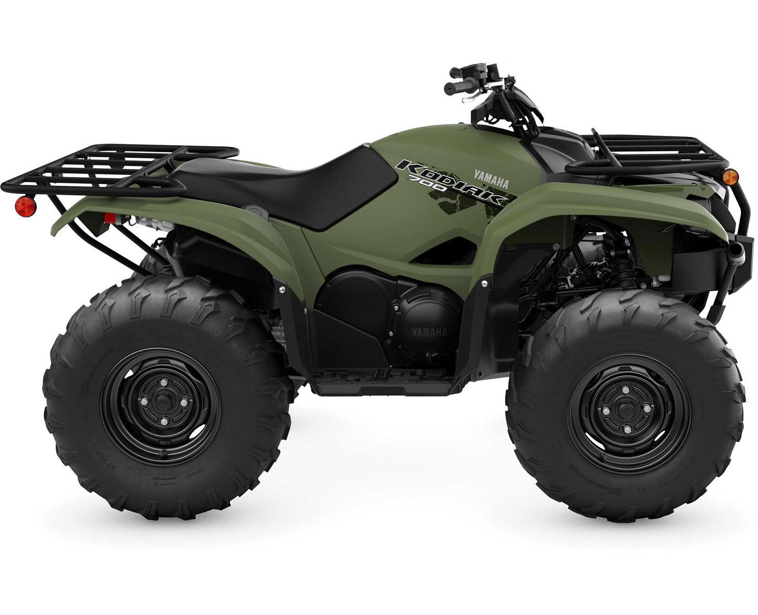 Yamaha Kodiak 700 Vert Tactique 2022