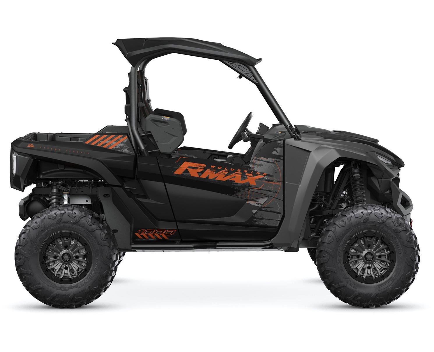 Yamaha Wolverine® RMAX™ 2 1000 SE Noir Tactique/Carbone Métallique 2022