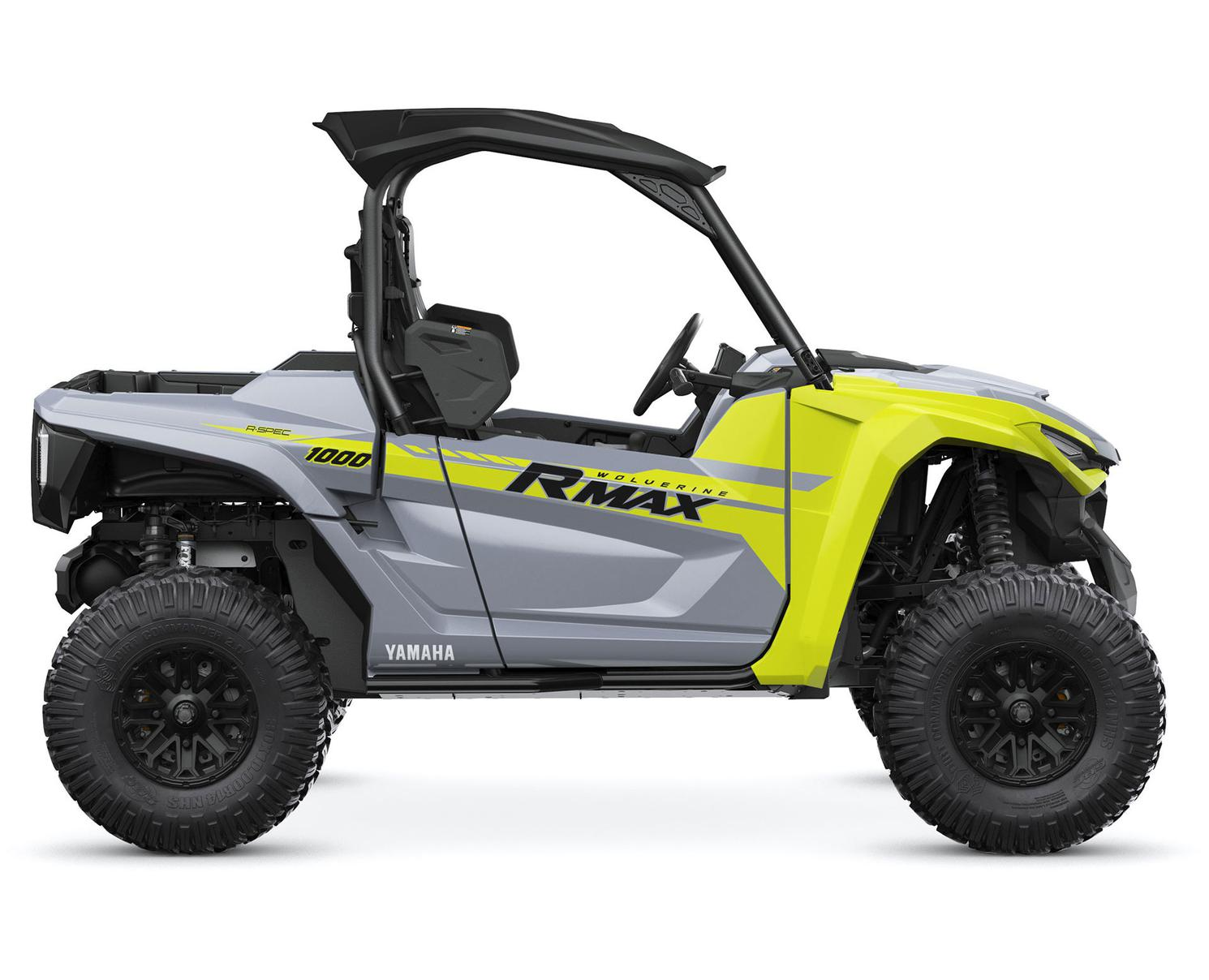 Yamaha Wolverine® RMAX™ 2 1000 R-SPEC Gris Blindé/Jaune 2022