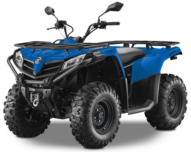 2022 CFMOTO CFORCE 500 EPS Royal Blue