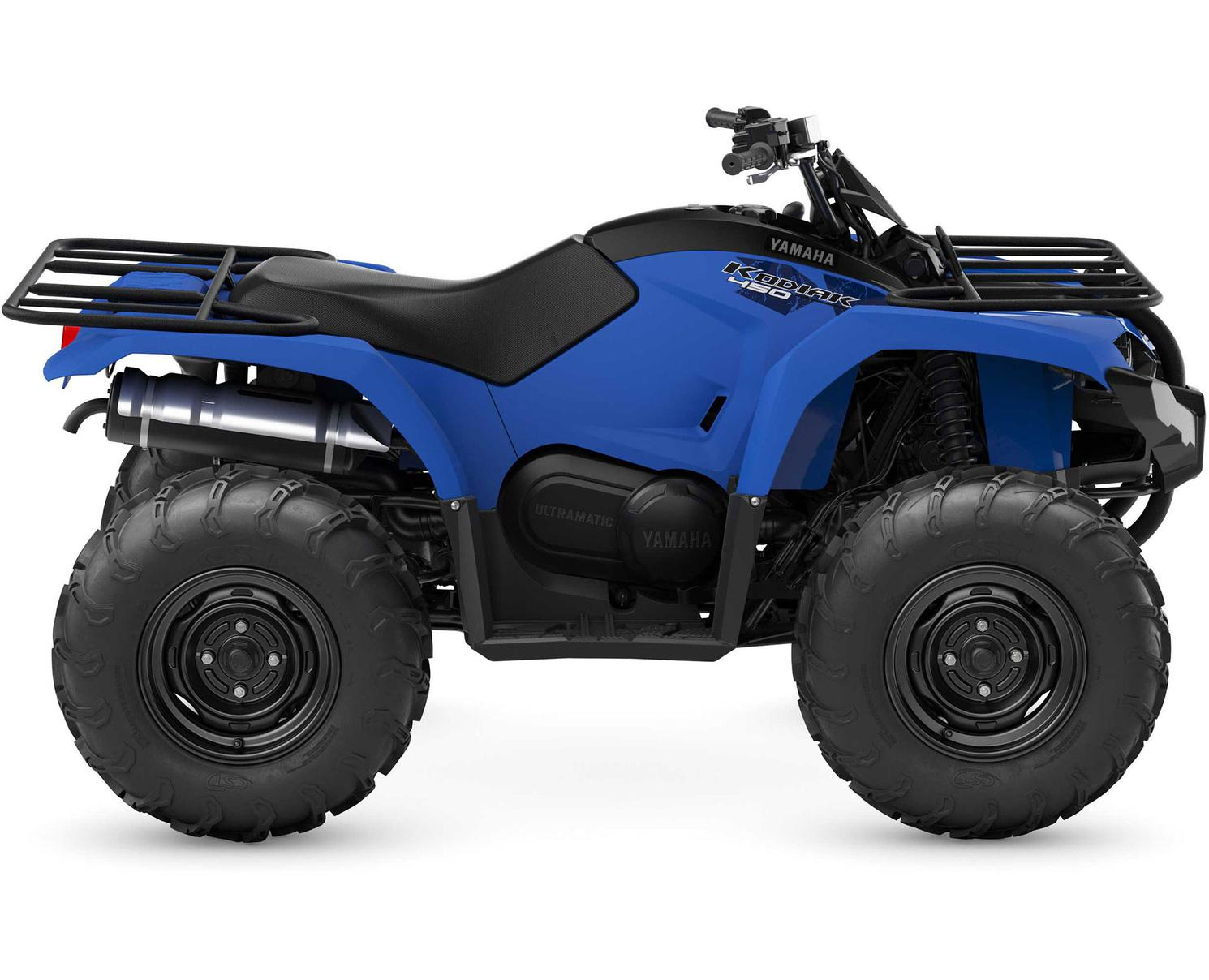 Yamaha Kodiak 450 Bleu Acier 2022
