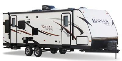 2016 Kodiak 223RBSL