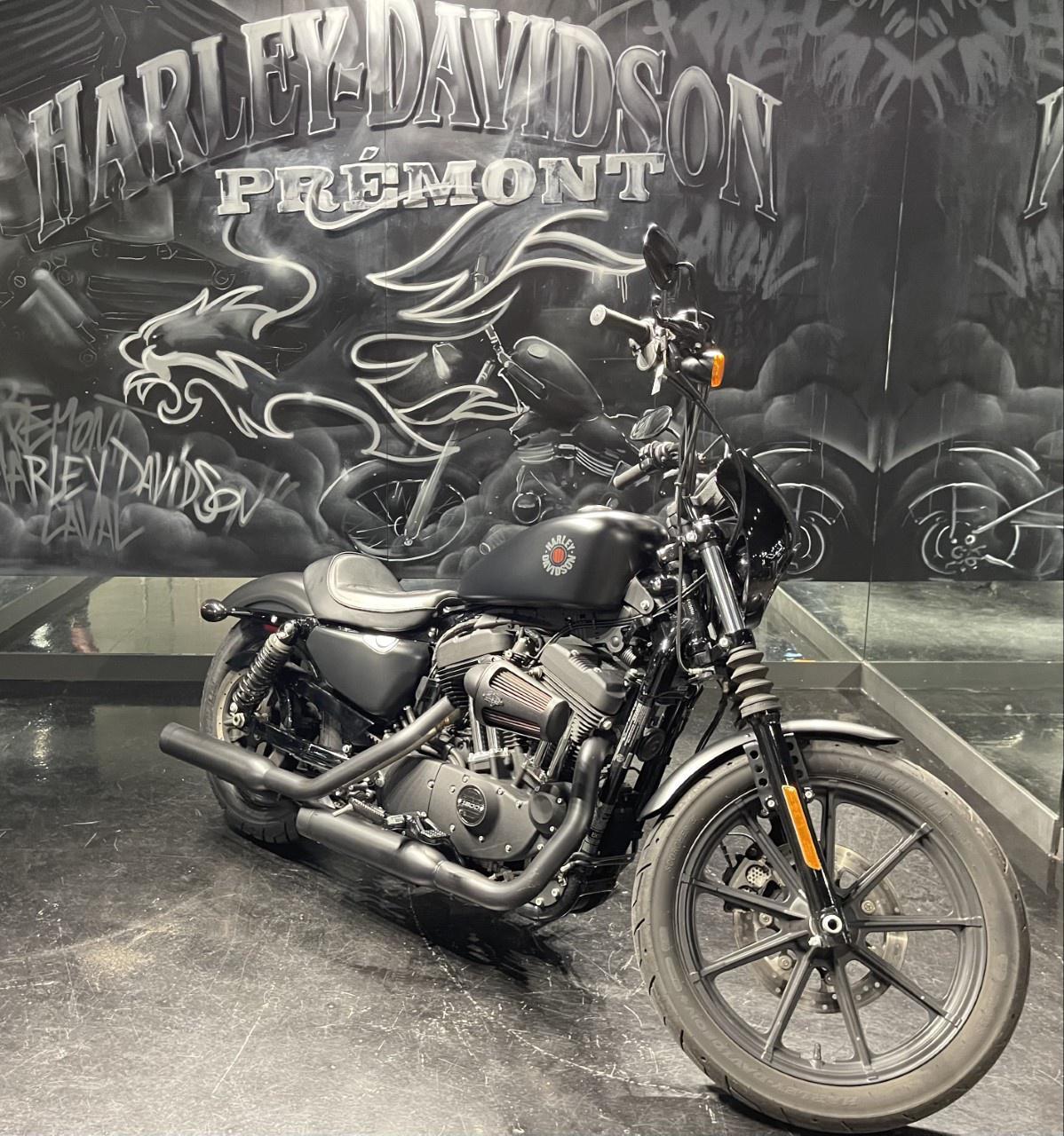Harley-Davidson XL1200NS 2019 - Iron 1200