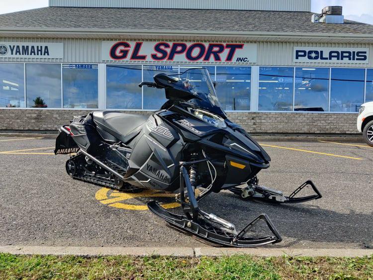 2018 Yamaha SIDEWINDER LTX