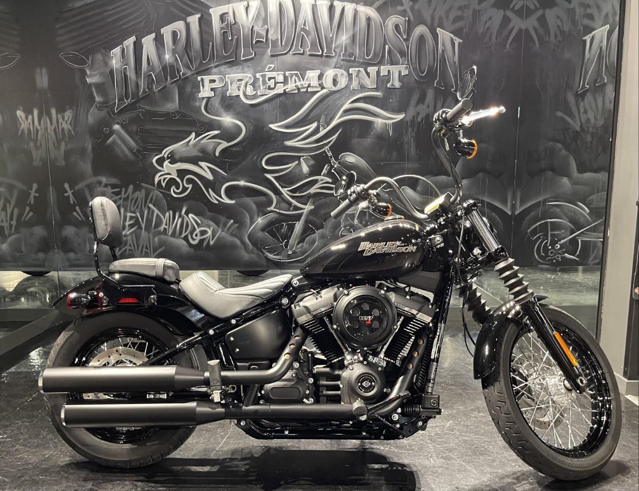 2018 Harley-Davidson FXBB Street bob