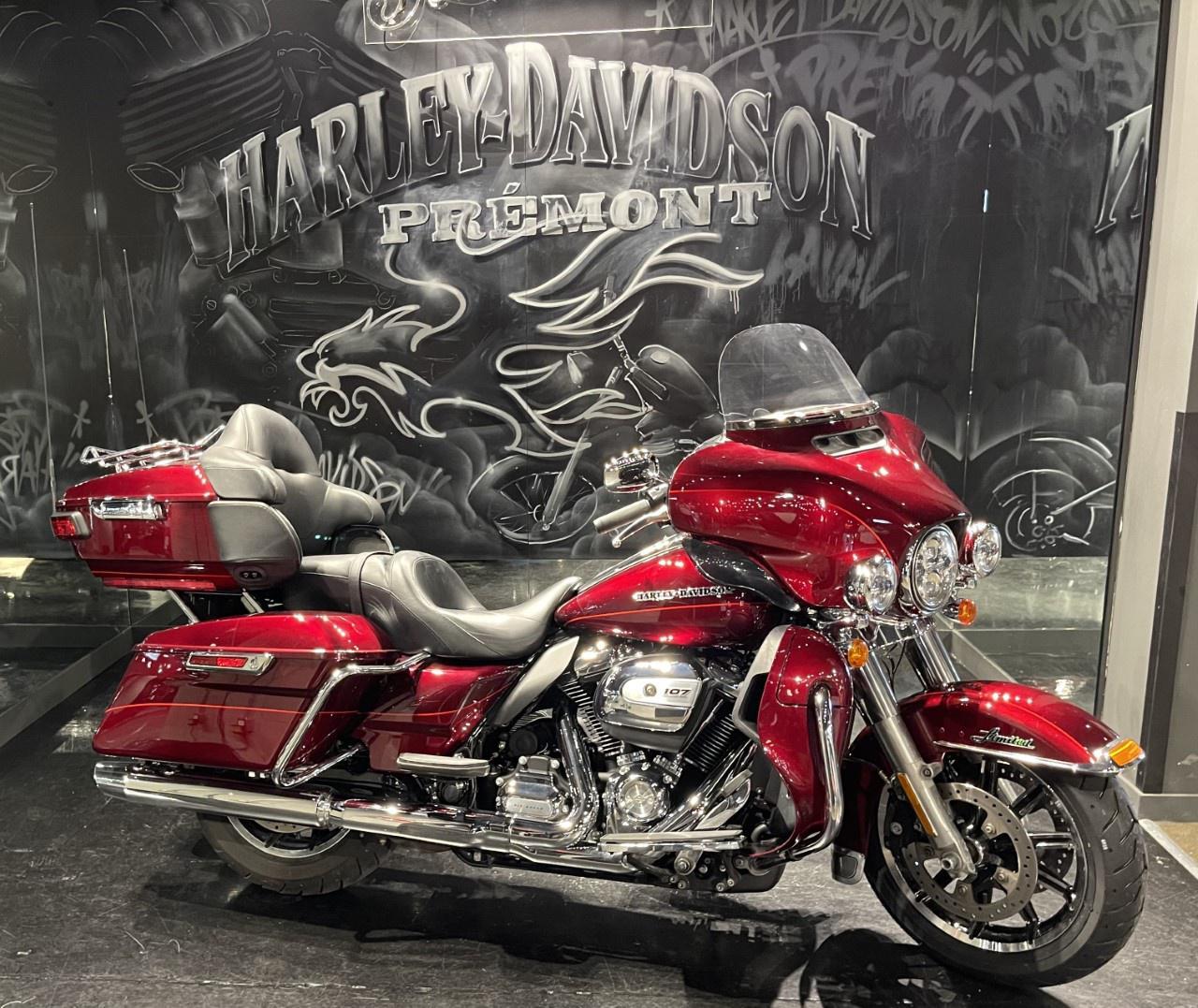 2017 Harley-Davidson FLHTK Electra Glide Ultra Limited