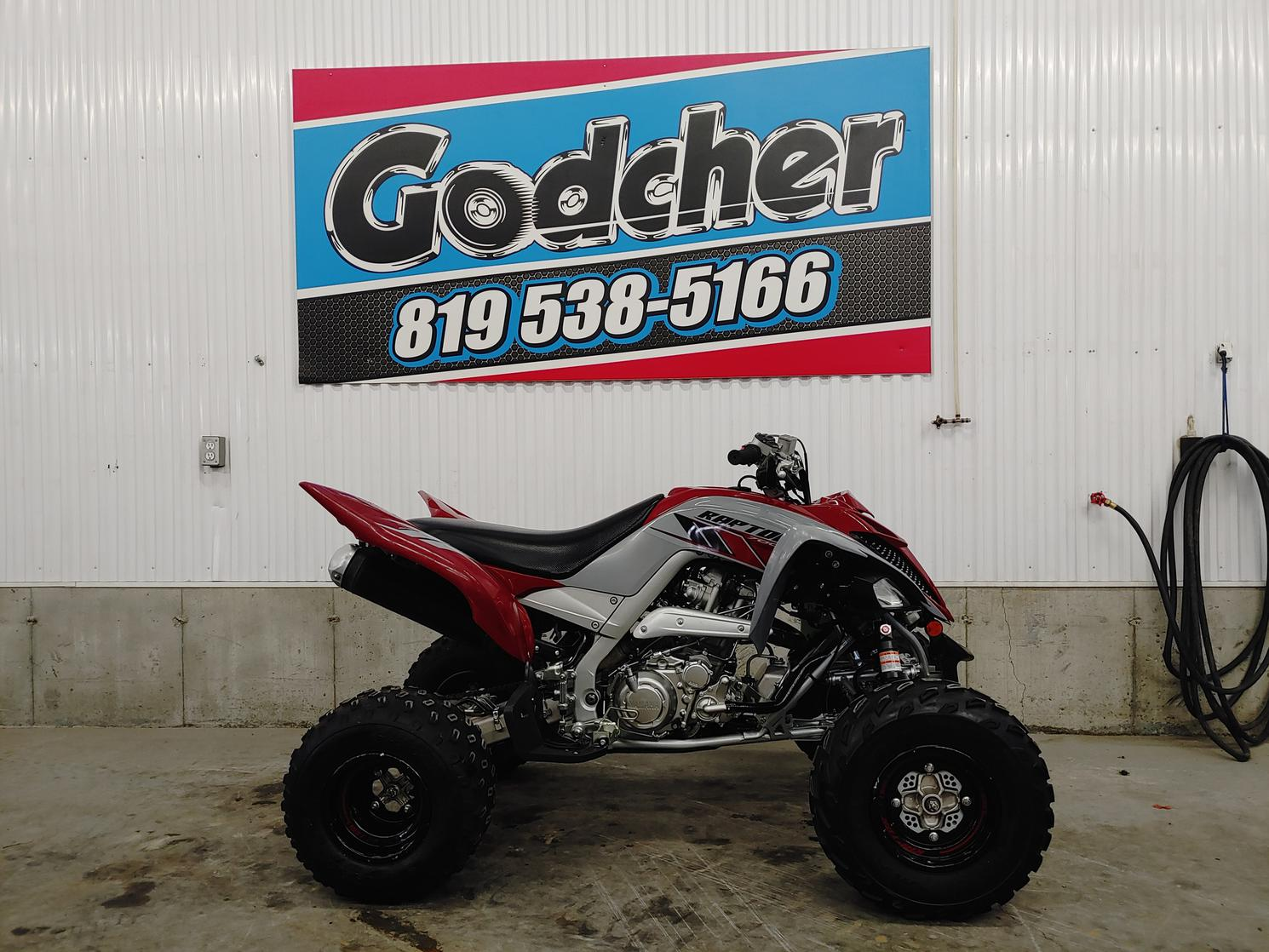 Yamaha Raptor 700R 2020