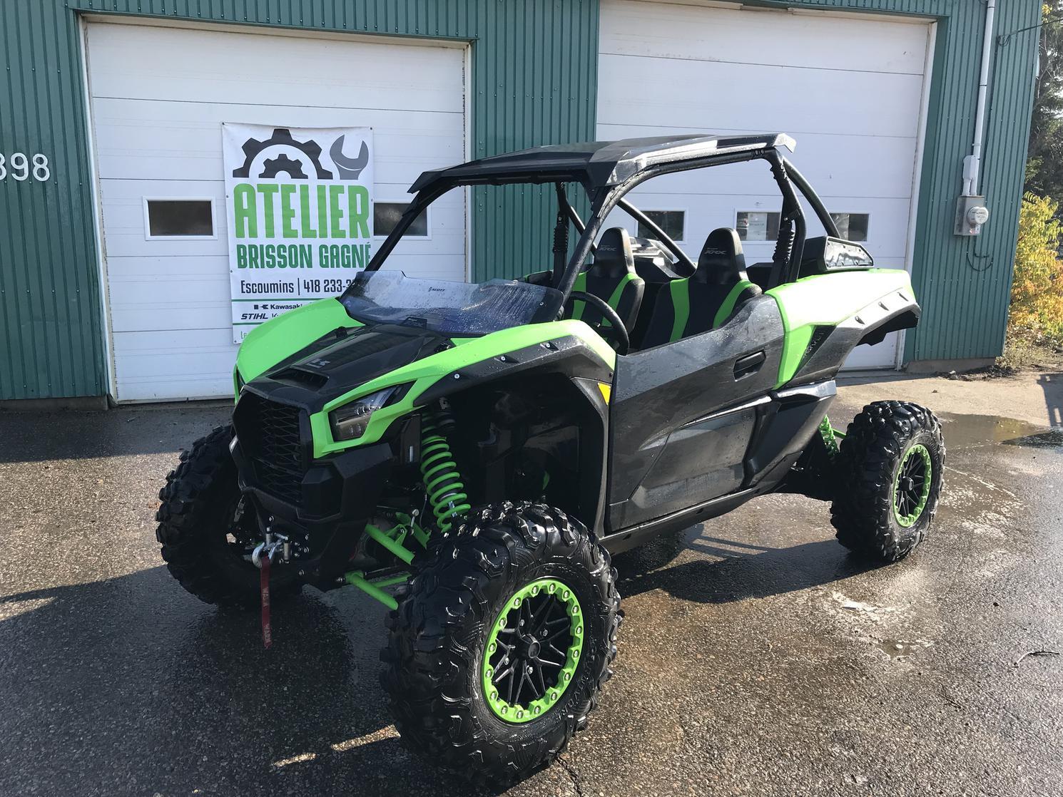 Kawasaki Teryx KRF 1000 2020 - Teryx 1000