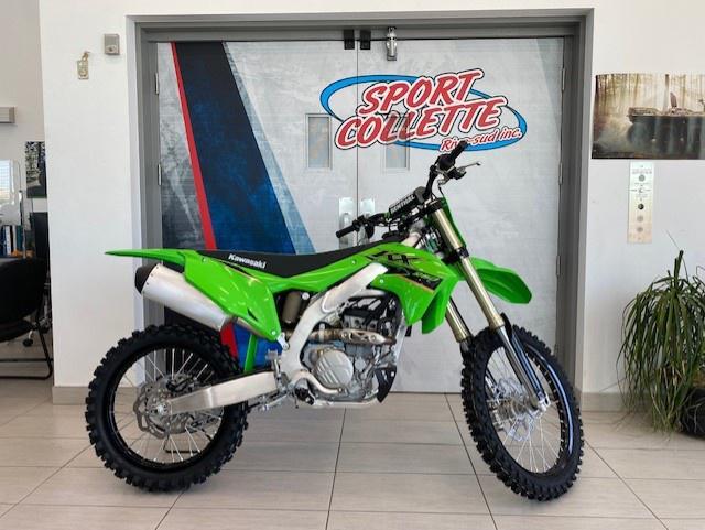 Kawasaki KX250 2022 - KX252CNFNN