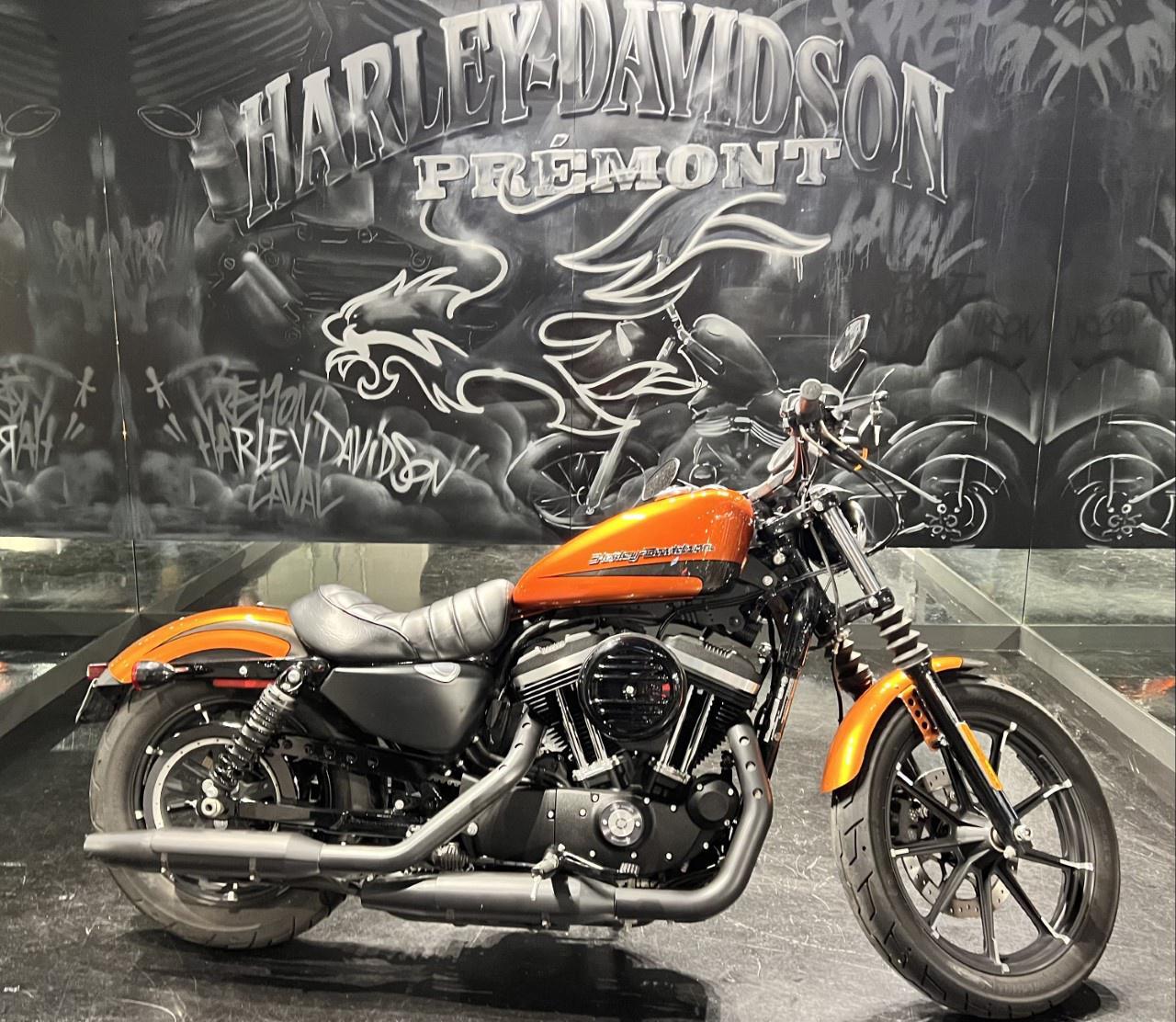 Harley-Davidson SPORTSTER IRON 883N 2020