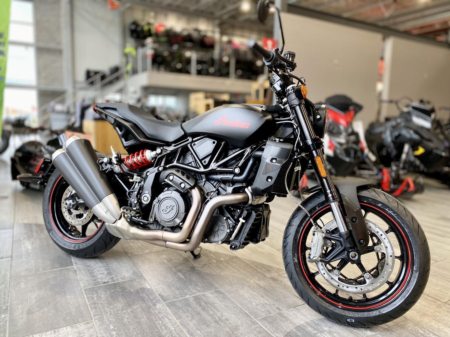 Indian Motorcycle FTR 1200 2022
