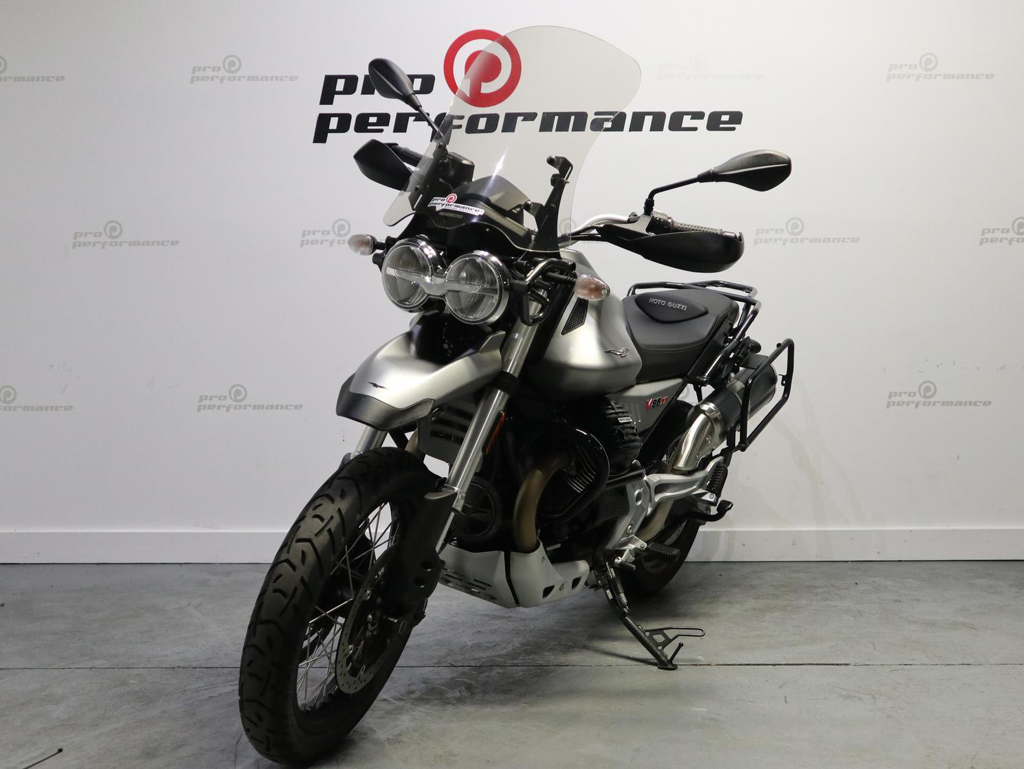 2020 Moto Guzzi V85TT