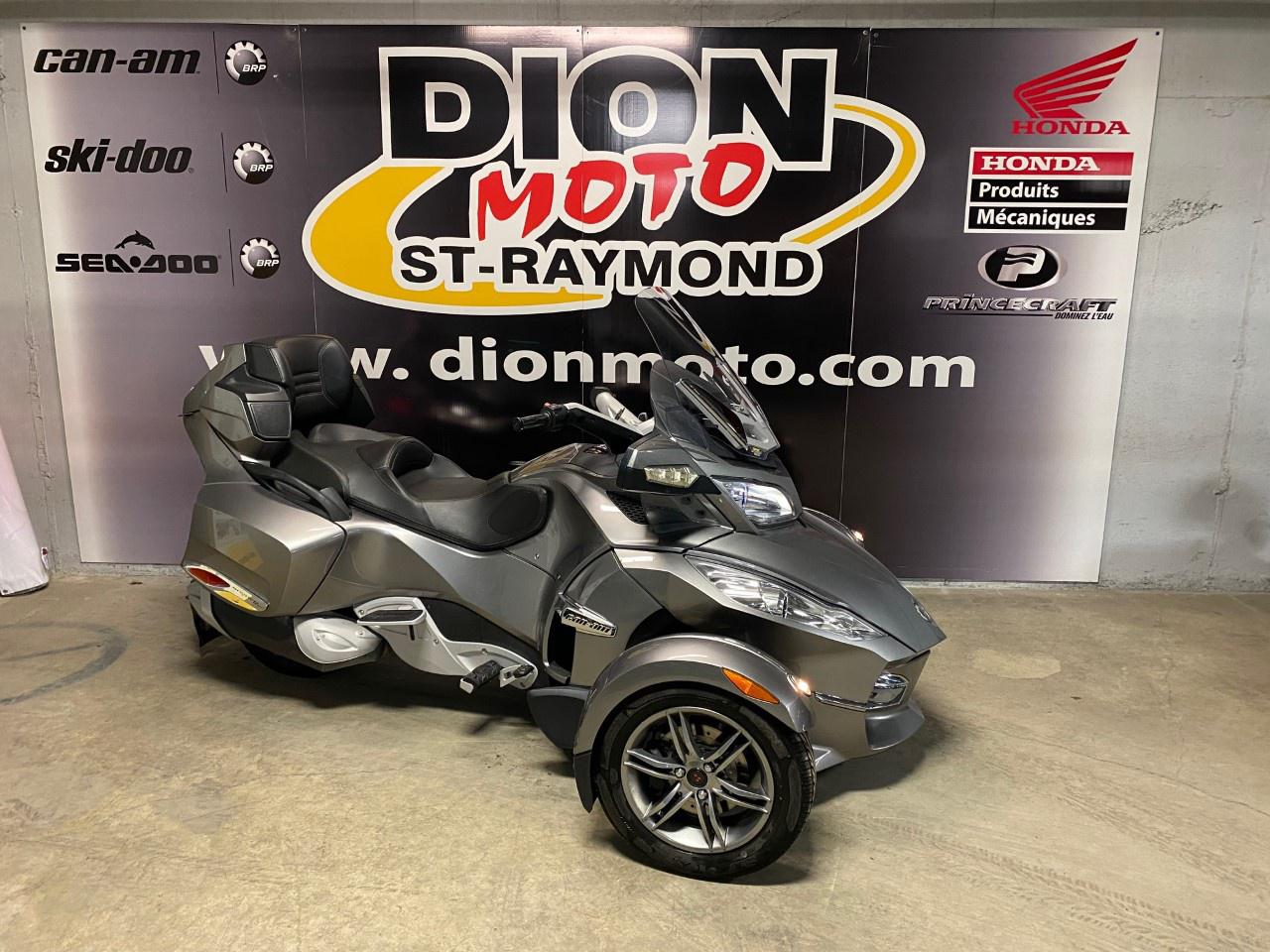 2012 Can-Am RT-S