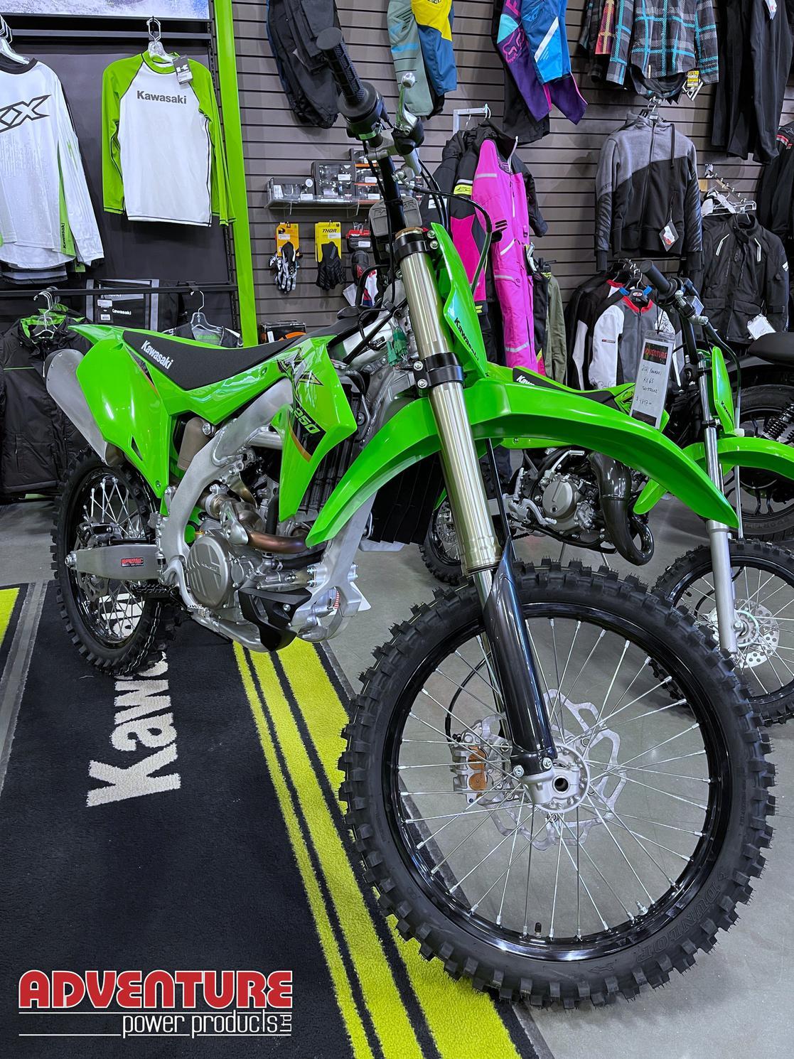 2022 Kawasaki KX250 - ON ORDER