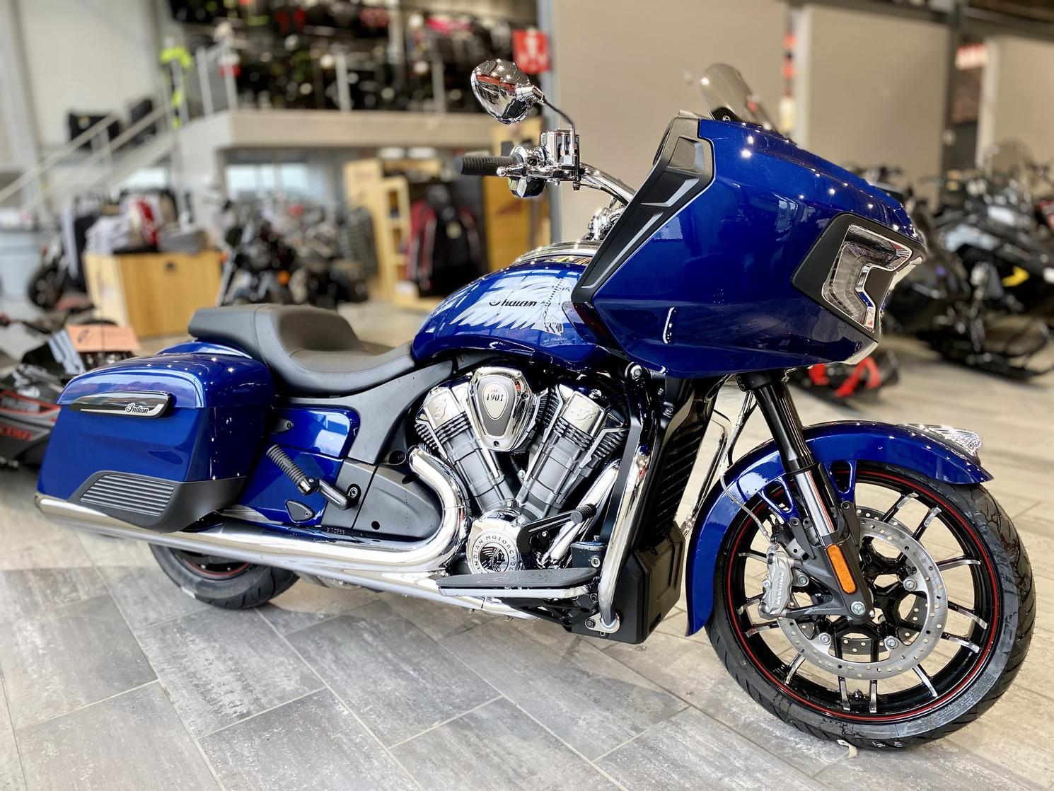 Indian Motorcycle CHALLENGER LIMITED 2021