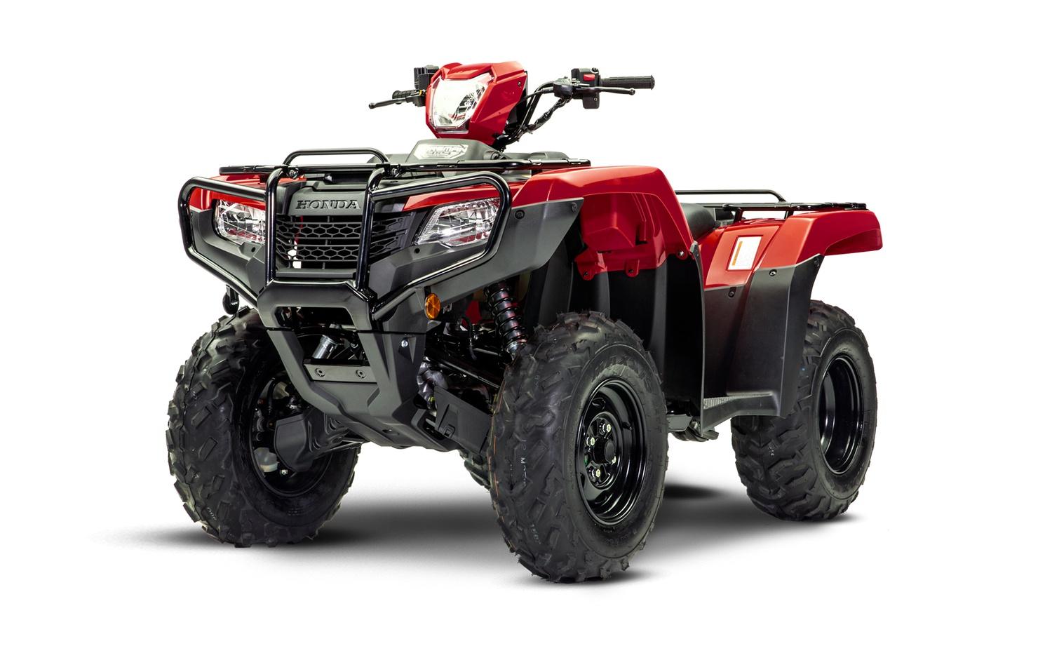 2022 Honda FOREMAN 520